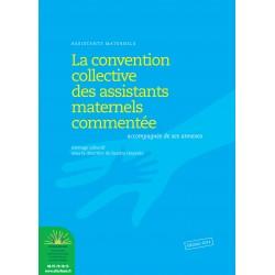 La convention collective des assistants maternels commentée