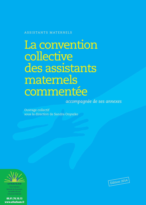 La Convention Collective Des Assistants Maternels Commentee